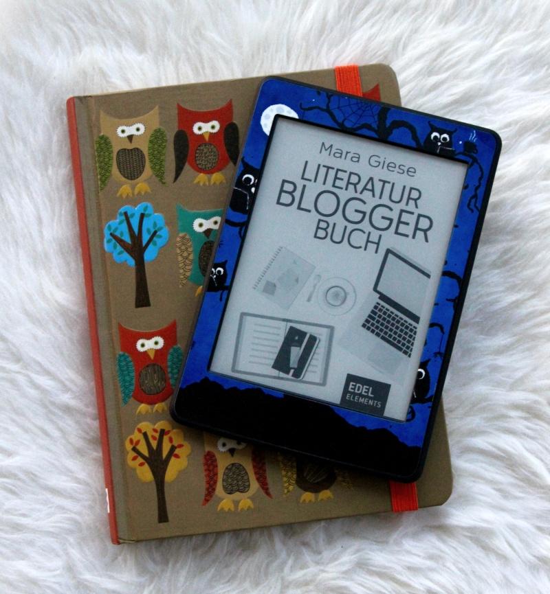 Das Literaturbloggerbuch von Mara Giese