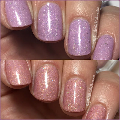Sweet Heart Polish Cherub's Kiss & Blushing Rose