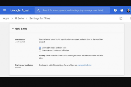 Cara Mudah Setting Domain Di Google Sites
