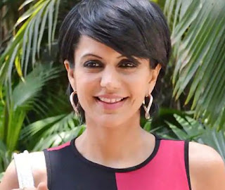 Mandira Bedi Family Husband Son Daughter Father Mother Marriage Photos Biography Profile.