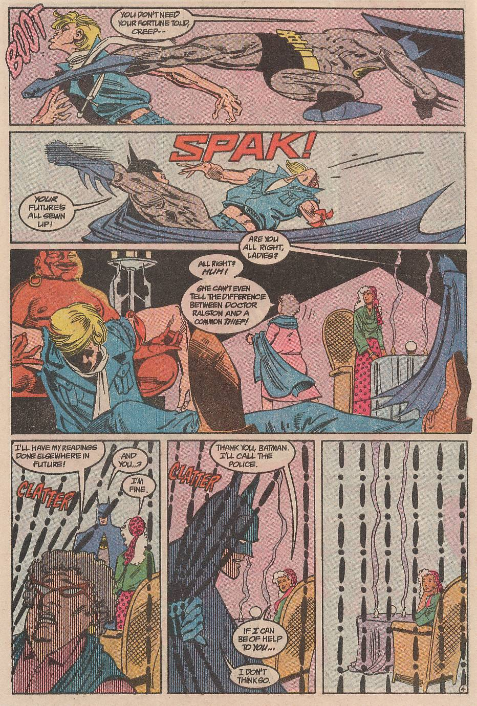 Detective Comics (1937) 617 Page 4