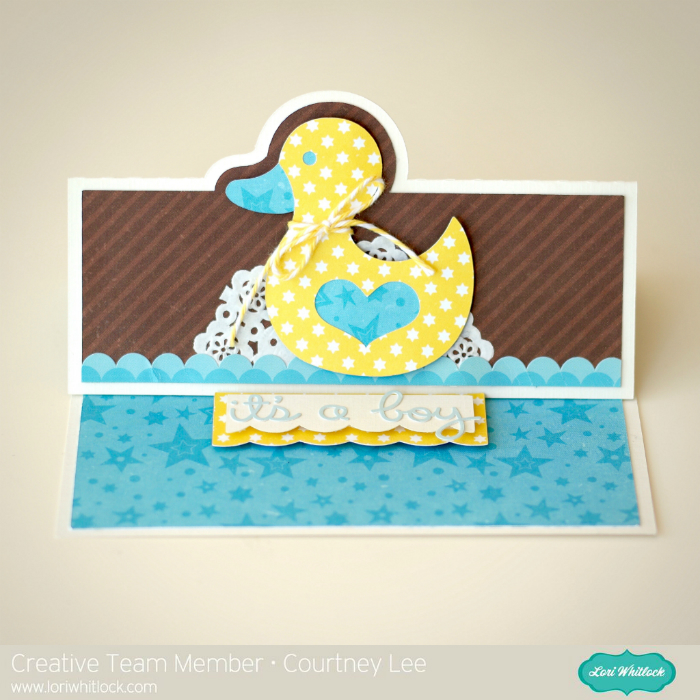 Baby Boy And Birthday Boy Cards With Courtney Lori Whitlock