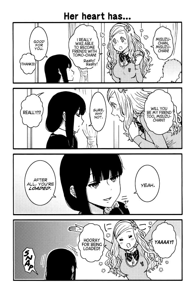 Tomo-chan wa Onnanoko! - Chapter 34