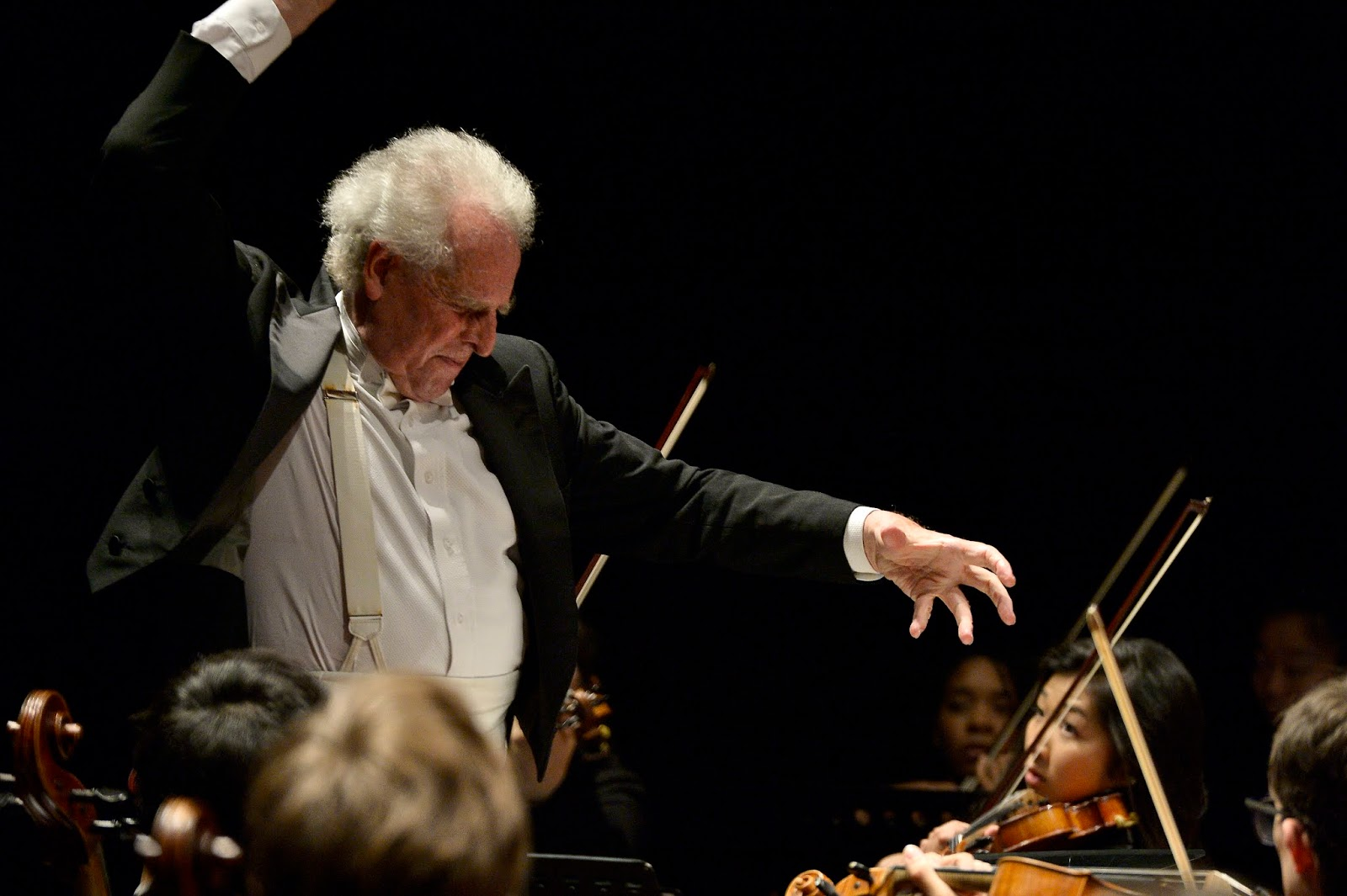 A new, yet familiar piece: Benjamin Zander on his interpretation of Beethoven's Choral Symphony