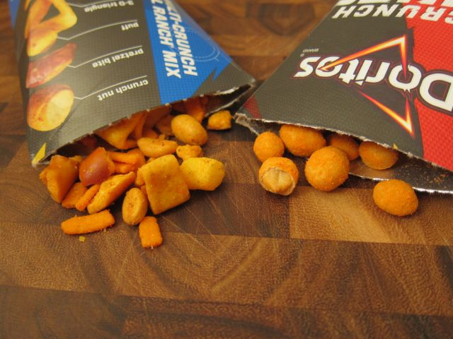 Review: Doritos Crunch Nuts | Brand Eating