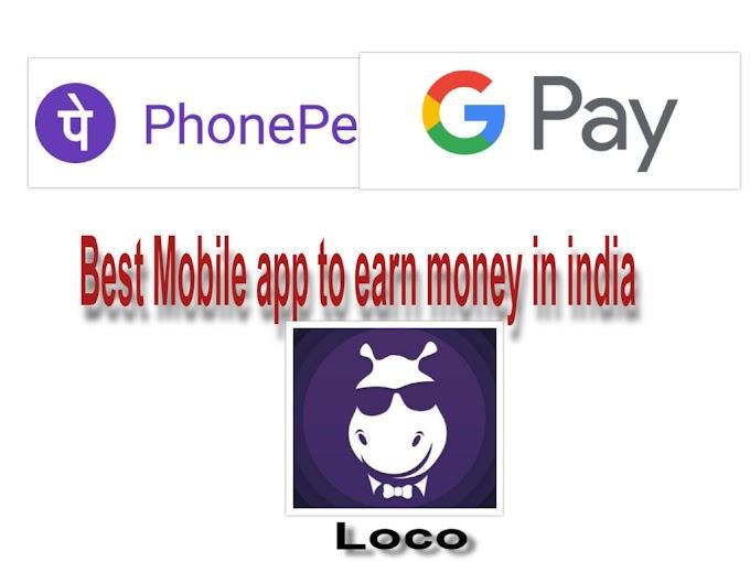 Top 5 Mobile App To Earn More Money || Mobile App se Paise kaise kamaye?