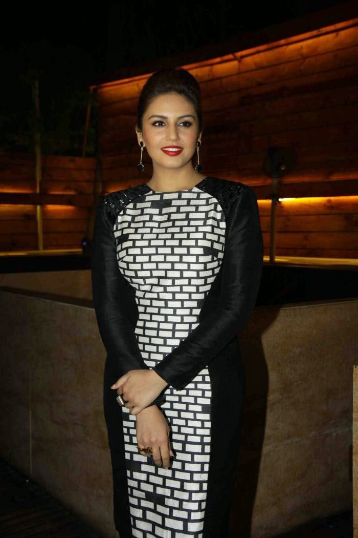 Actress Huma Qureshi Latest Cute Hot Spicy Photos Gallery At Cine Blitz Magazine January Cover Photo Launch