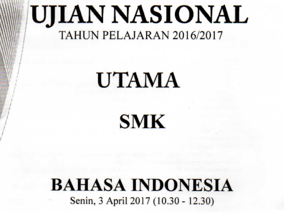 Soal Un Dan Pembahasan Menentukan Watak Tokoh Cerita Zuhri Indonesia