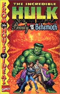 Review Hulk Beauty and the Behemoth Incredible Hulk Stan Lee Steve Englehart John Byrne Peter David Jack Kirby Herb Trimpe Todd McFarlane Dale Keown Adam Kubert Marvel Cover trade paperback tpb comic book