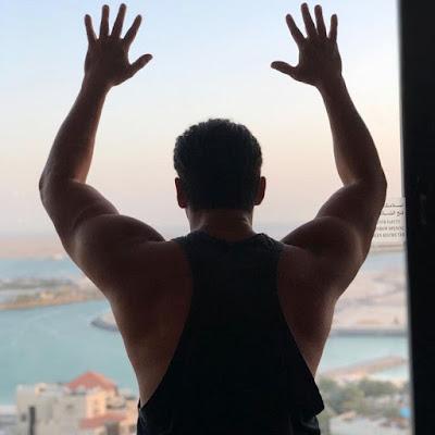 Salman Khan Backside Body Image In Race 3 Movie 2018