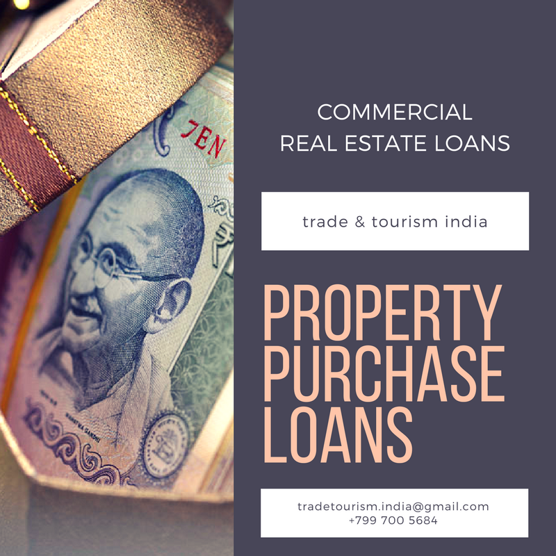 Property Purchase Loans  Commercial Real Estate Loans  Real Estate