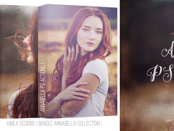 New Annabella PS Action & Textures Collection now on Sale !
