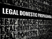 Stylized Company Logo Legal Domestic Propaganda