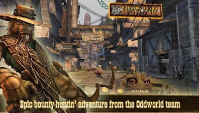 Oddworld: Stranger's Wrath APK + OBB latest version