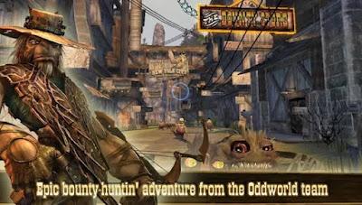 Oddworld: Stranger's Wrath APK + OBB latest version