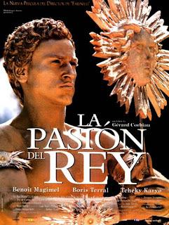 La pasión del rey (2000) Drama de Gérard Corbiau