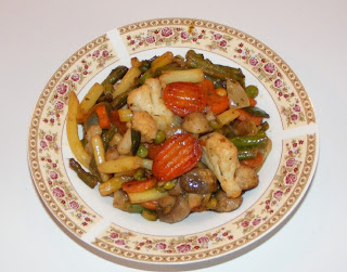 Mancaruri cu legume de post retete culinare,