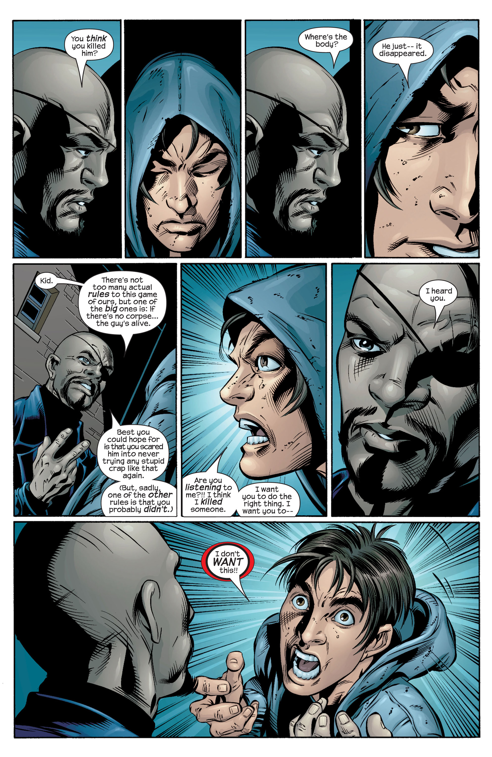 Read online Ultimate Spider-Man (2000) comic -  Issue #39 - 8