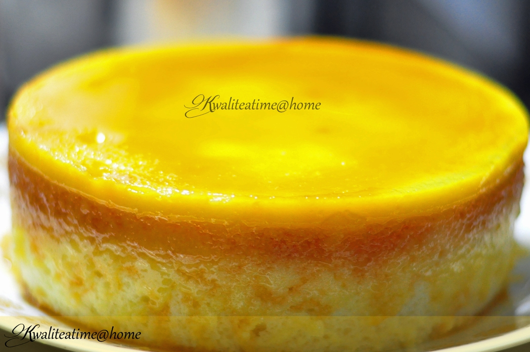 Custard Cake Recipe Without Oven