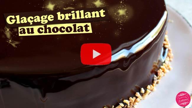 Gla age miroir ultra brillant au chocolat il tait une for Miroir noir film