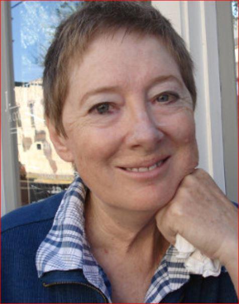 Julia Robb Author Photo