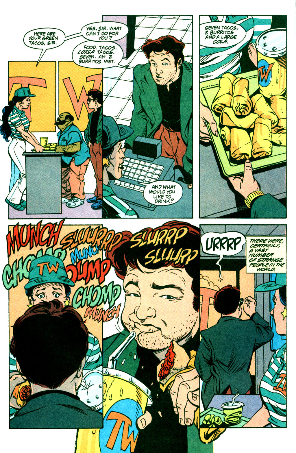 Read online Wonder Woman (1987) comic -  Issue #73 - 15