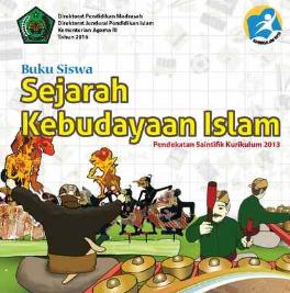 Buku SKI Madrasah Ibtidaiyah Kelas 3,4,5,6 Kurikulum 2013 Terbaru