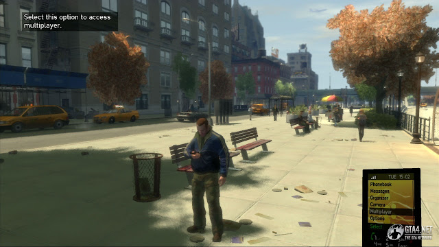 Grand Theft Auto IV (GTA 4) Full Version for PC Gameplay