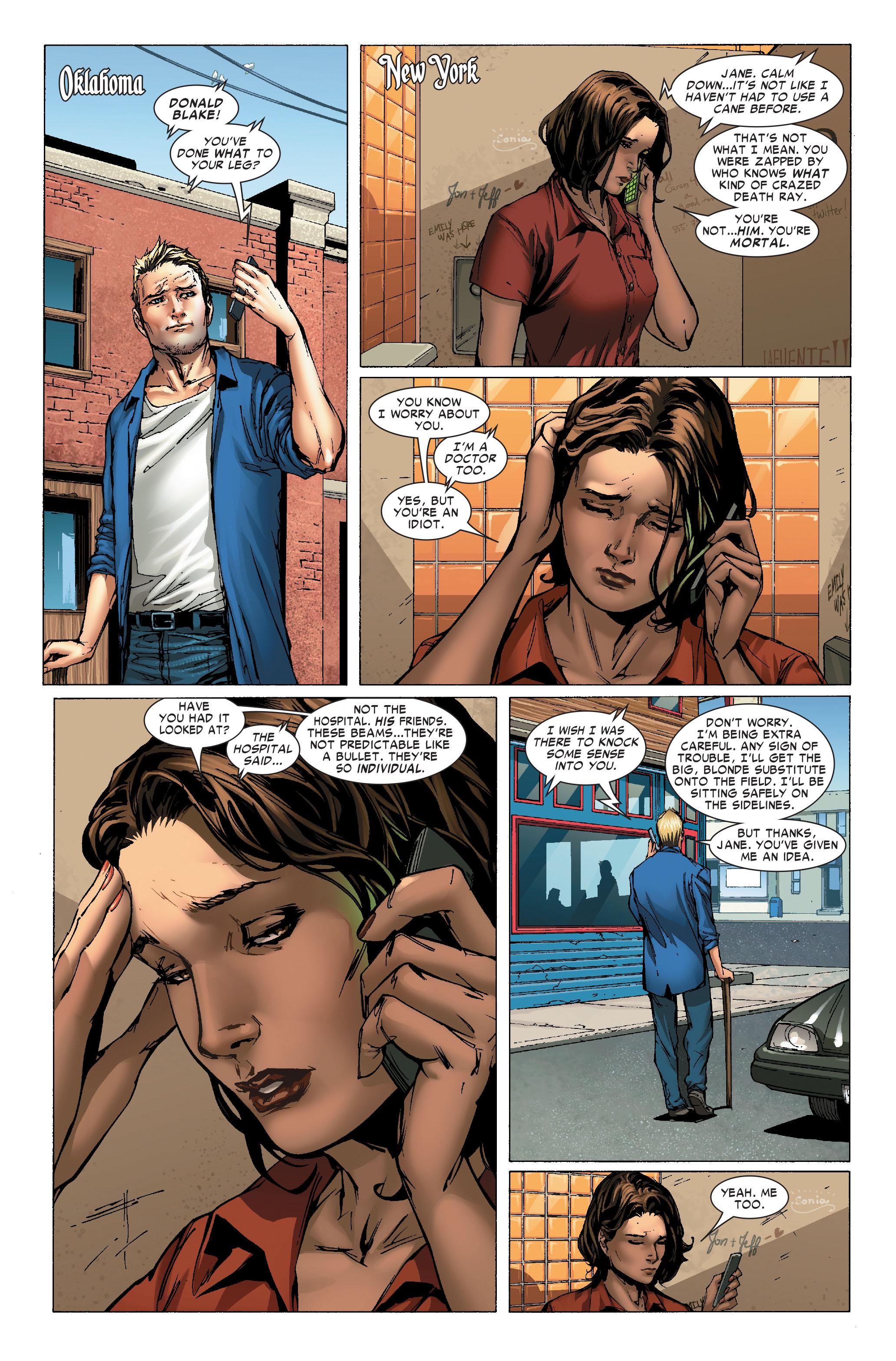 Thor (2007) Issue #604 #17 - English 9