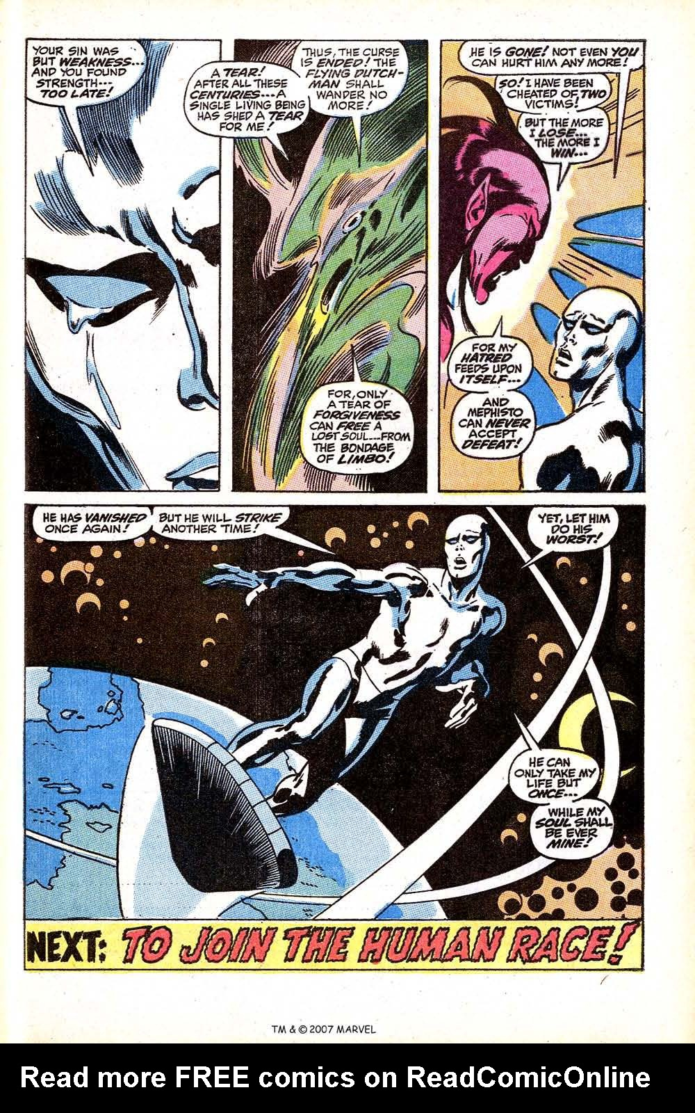 Silver Surfer (1968) Issue #9 #9 - English 33