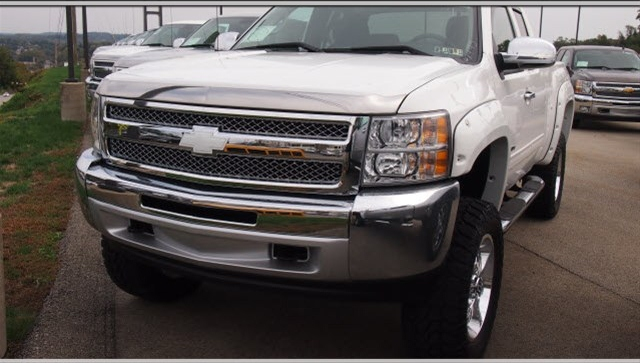 2013 chevy silverado 1500 rocky ridge for sale autos weblog. Black Bedroom Furniture Sets. Home Design Ideas