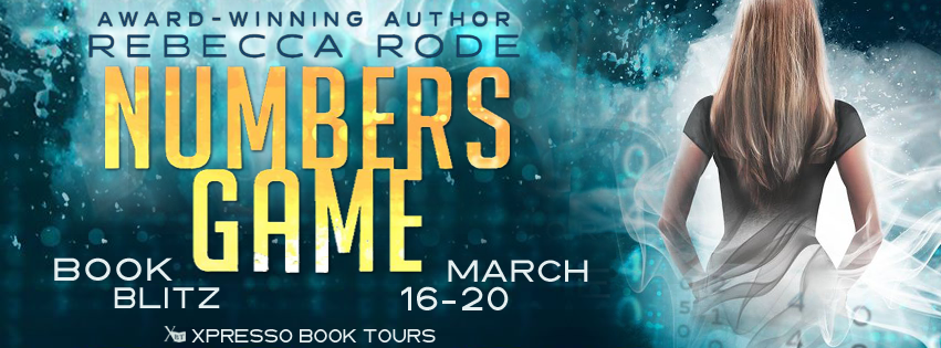 Book Blitz: Numbers Game by Rebecca Rode with author Q & A and giveaways!