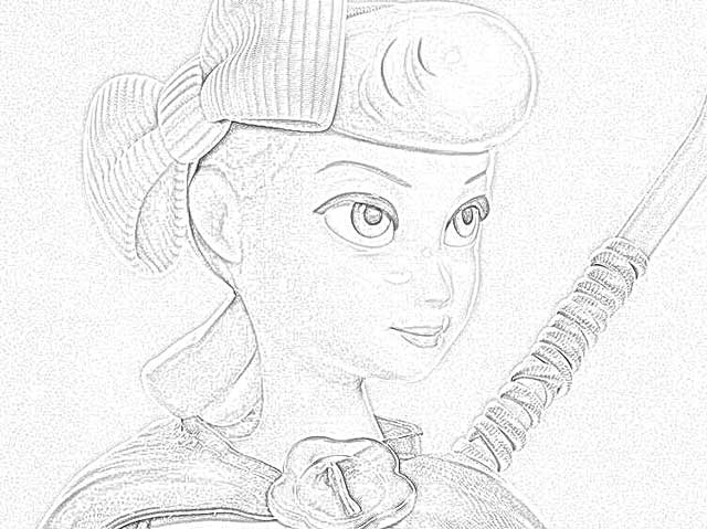 The Holiday Site Toy Story 4 Coloring Pages Free And Downloadable