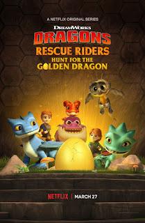 Biệt Đội Giải Cứu Rồng: Săn Rồng Vàng