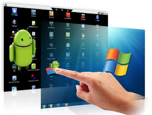 How to install android emulator on windows xp.