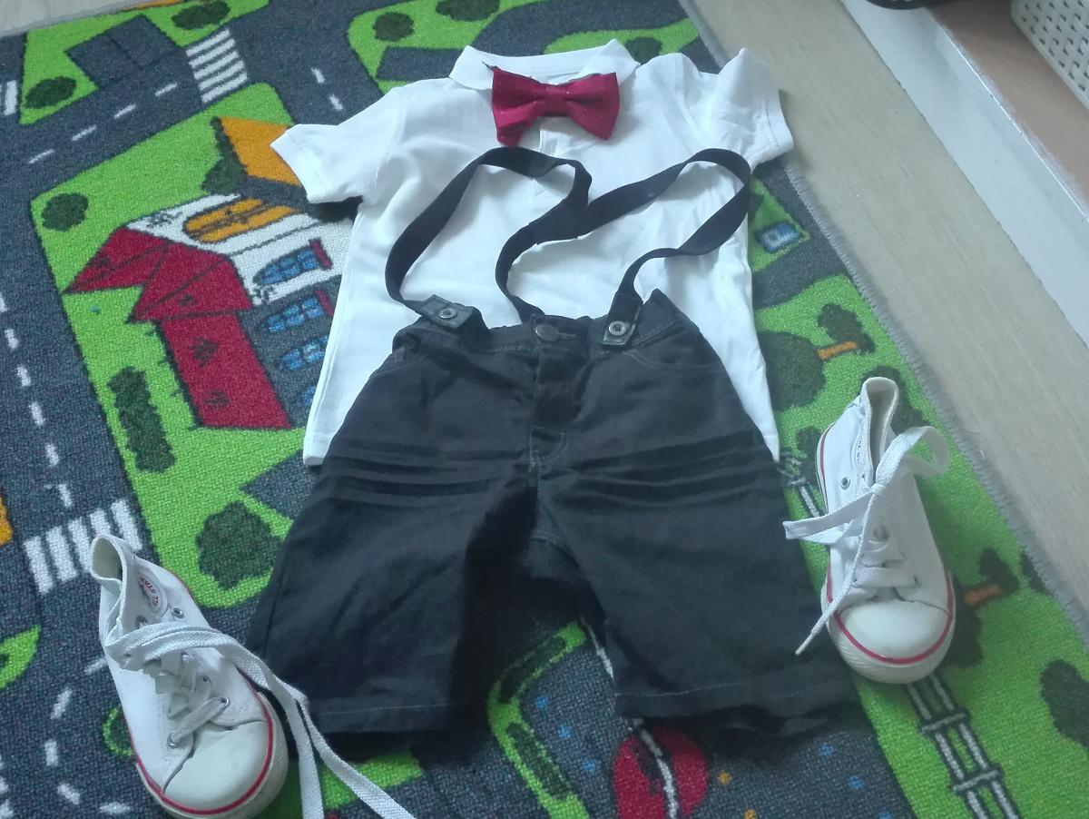 imprezowy outfit
