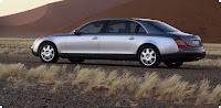 Maybach цена и стоимость авто