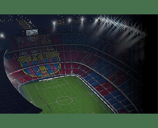 FIFA 14 vs PES 2014 Graphics