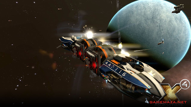X4 Foundations Gameplay Screenshot 3
