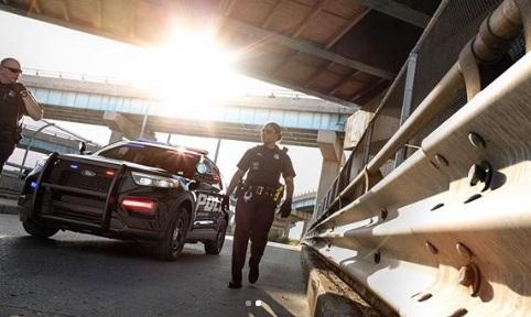 Performance SUV Polisi Ford