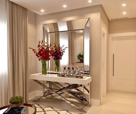 Best 45 Modern Wall Mirror Design Ideas For Hallway Decor 2019