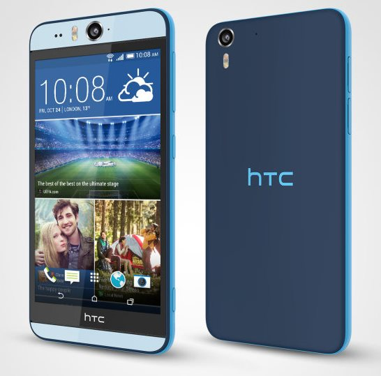HTC Desire Eye vs Nokia Pureview