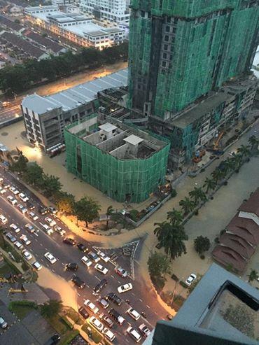 Pulau Pinang Banjir, Adakah Rasuah Puncanya? #BukanTanahBapaHang