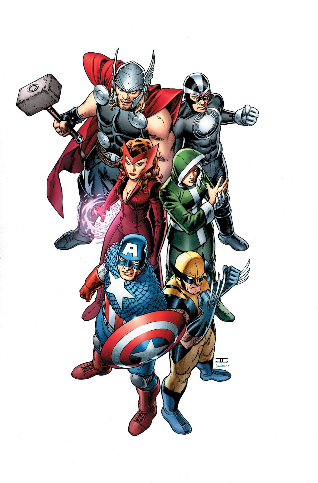 House Of Mystery Uncanny Avengers N 1 Avr 224 Diciotto border=
