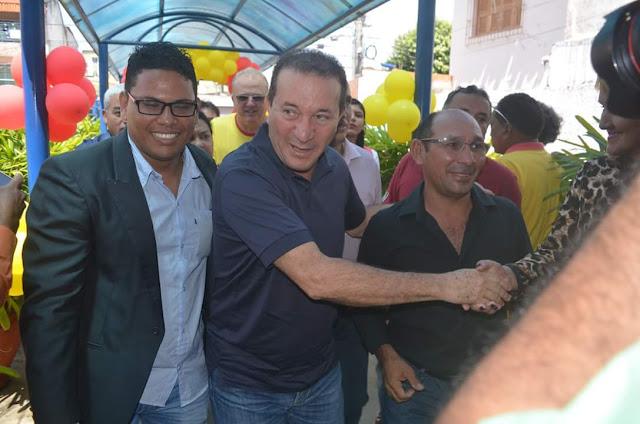 PARÁ: PSB empolga com festa de sua militância em evento de pré-lançamento das candidaturas de Márcio Miranda