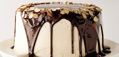 كيك الشوكولاتة والموز