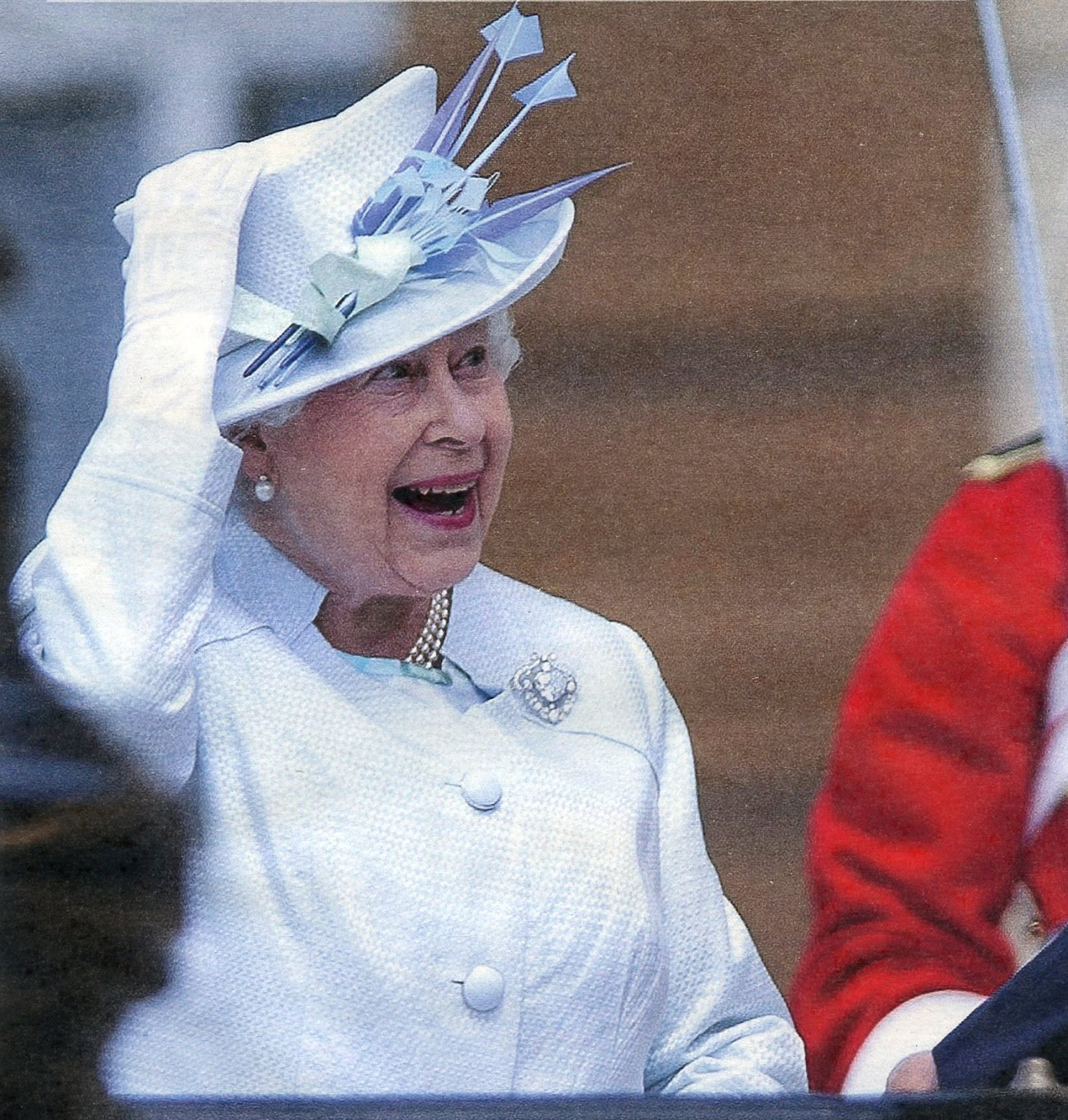 Our Royal Family have helped prove our predictions that HATS are