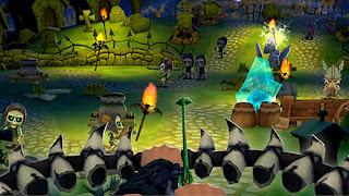 Download Game Skull Towers Castle Defense V0.1.7 MOD Apk ( Unlimited Money )