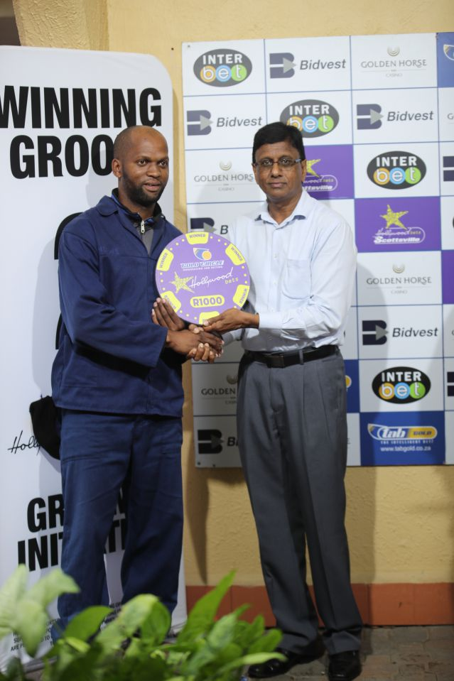 20191208 - Race 6 - Sithandiwe Naganyana - NEWS STREAM