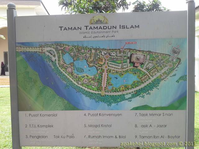 Taman Tamadun Islam